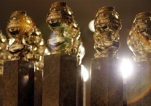 Назначена дата следующей церемонии вручения премии Золотой глобус