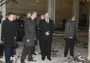 Глава КГБ Беларуси заявил, что взрывное устройство было сложное в изготовлении