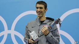Би-би-си: Могут ли Фелпса лишить медалей за рекламу Louis Vuitton?