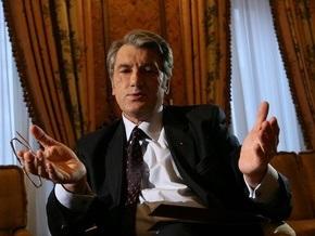 Ющенко: Какая цель делать программу коалиции, которой не существует?