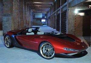 Уникальный Ferrari без лобового стекла станет серийным автомобилем