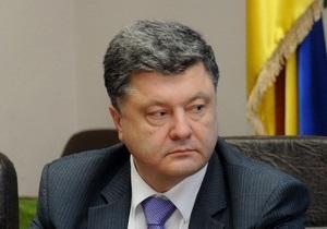 Порошенко утверждает, что не выдвигал ультиматумов перед вступлением в должность министра