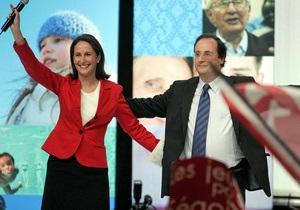 Четверо детей Олланда не будут присутствовать на его инаугурации