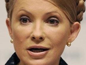 Шутка Луценко заставила Тимошенко побледнеть и перекреститься