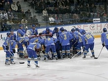 Сборная Украины обыграла эстонцев на чемпионате мира по хоккею