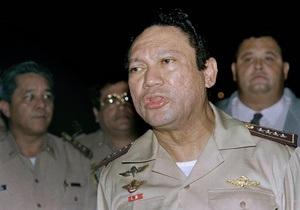 Франция экстрадирует на родину бывшего диктатора Панамы