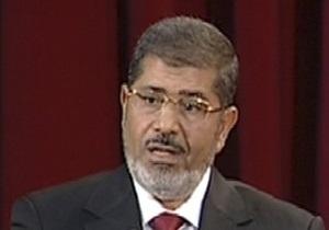 Президент Египта амнистировал участников революционных событий