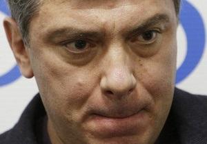 Немцов: Патриоты должны помешать путинизации Украины