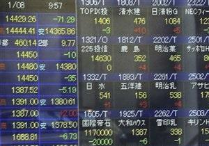 Рынки: На украинских фондовых биржах - очередная волна снижения