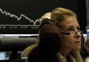 На украинском фондовом рынке – коррекция индексов