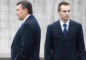 Дело: Банк сына Януковича получил более миллиона чистой прибыли по итогам года