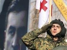 Фотогалерея: Старый новый президент. Инаугурация Михаила Саакашвили