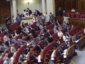 БЮТ, НУ-НС, КПУ и БЛ вернулись в зал Рады