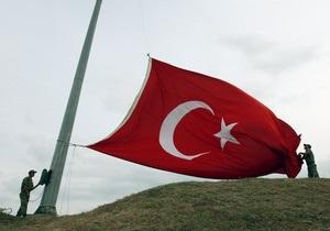 Украина намерена подписать договор о ЗСТ с Турцией уже в 2013