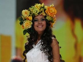Мисс Украина-2007 поддержала движение против геев