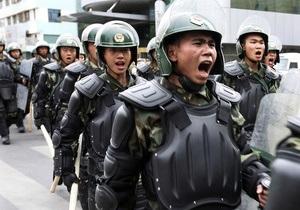 Китай стягивает войска к границе с Мьянмой
