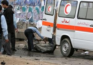 Жертвами двойного теракта на юго-востоке Ирака стали более 30 человек