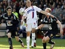 Лига 1: Лион на последних минутах упускает победу над Ренном