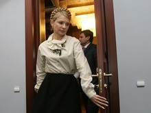 В ПР заявили, что Тимошенко сама добивается отставки: Чтобы уйти обиженной