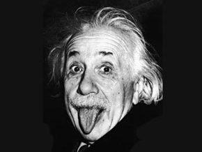 Фотографию Эйнштейна с высунутым языком продали за $75 тысяч