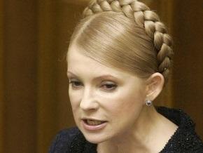 Тимошенко: Я буду шкуру спускать с каждого министра