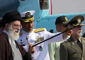 Иран намерен испытать новые авиабомбы