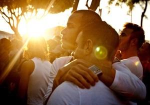 В Париже протестуют против однополых браков