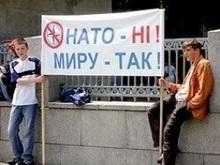 Опрос: Большинство украинцев против вступления Украины в НАТО