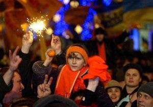Ванникова об отмене празднования Оранжевой революции: Власть боится Майдана