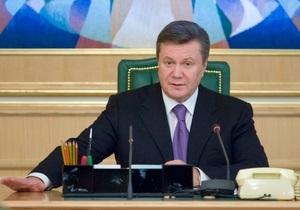 Местные выборы завершились: Янукович обратился к украинцам