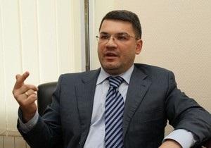 Депутат от НУ-НС вступил в партию Балоги