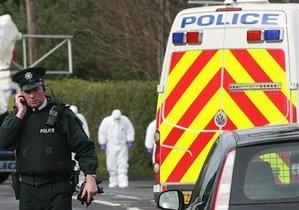 В Северной Ирландии полиция предотвратила два теракта