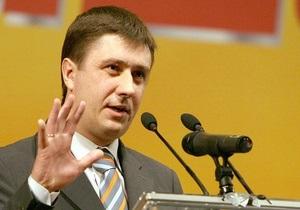 Кириленко: Ющенко играет в игру  отбери голоса у Объединенной оппозиции