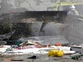 Самолет ВМС США упал на жилые дома в пригороде Сан-Диего (обновлено)