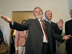 В Украину прибывает президент Бразилии