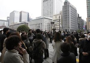 Из Японии эвакуируют семьи российских дипломатов