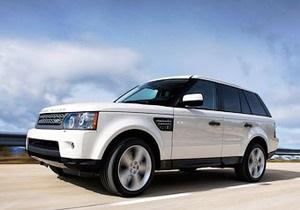 Range Rover Sport получит 550-сильный мотор