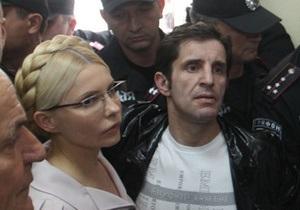 Киреев удалил из суда Шкиряка за бурную реакцию