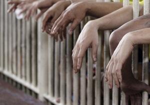 В Херсонской области заключенным разрешили допоздна смотреть матчи Евро-2012