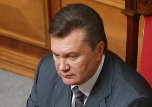 Янукович разрешил Киевсовету ликвидировать райсоветы