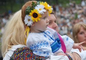 В Украине лишь каждая пятая городская семья решается на второго ребенка