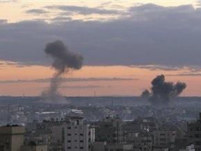 Израиль нанес авиаудары по туннелям в Газе