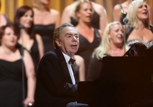 Сегодня оскароносному композитору Эндрю Ллойд Уэбберу исполняется 65 лет