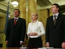 Опрос: Треть украинцев равнодушна к распаду коалиции