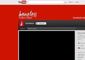 Youtube раскручивает в Европе собственное телевидение