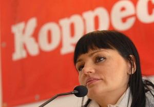 СМИ: Кильчицкая покинула Украину