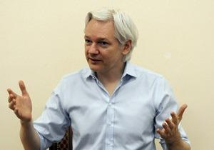 Ассанж создал в Австралии партию Wikileaks