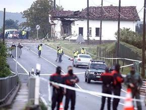 ЭТА взяла на себя ответственность за серию взрывов в Испании