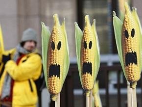 Ъ: Украина ужесточает порядок ввоза ГМО-продуктов