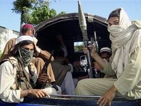 Армия Пакистана начала наступление на позиции талибов